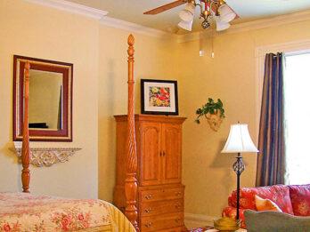 The Keeneland Room, Lyndon House Bed & Breakfast